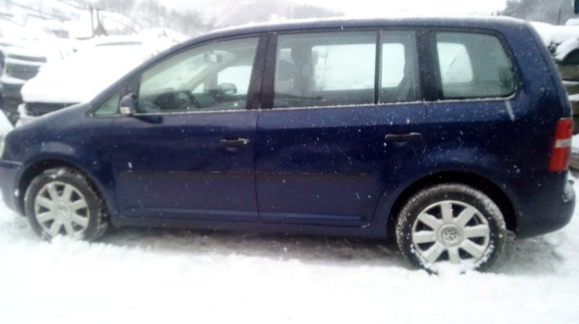 Usa stanga spate VW Touran 2003 Monovolum 1.9 TDI