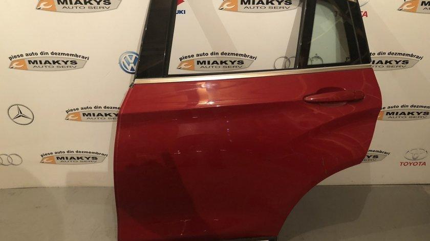 Usa stg spate BMW X4 F26