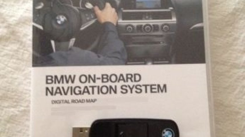 USB Harta Navigatie BMW MOVE / MOTION Europa Romania Update 2020