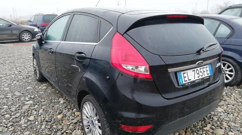 Usi dezechipate fata-spate, stanga-dreapta Ford Fiesta 2012