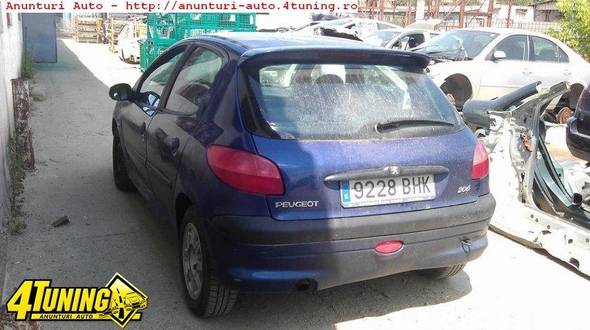 Usi Peugeot 206 an 2000