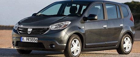 Uzina Dacia din Tanger incepe in ianuarie productia pentru Dacia Lodgy