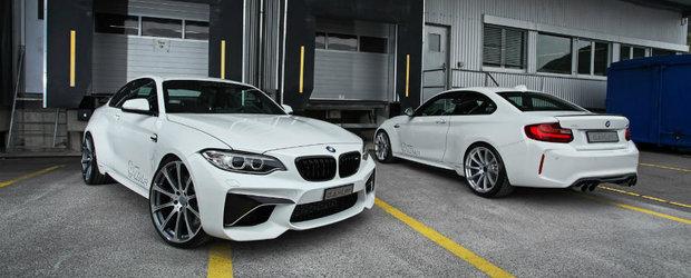 V-ati gandit vreodata cum ar fi BMW-ul M2 cu motorul de pe M4 sub capota? Exact asa.