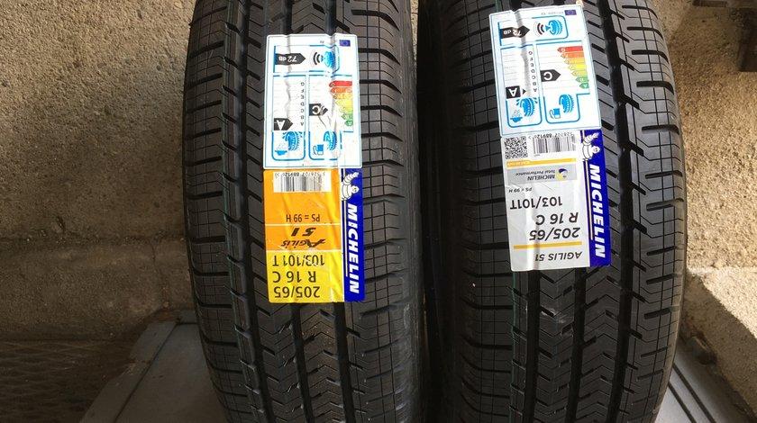 Vând 2 anvelope 206/65/16c Michelin de vara noi