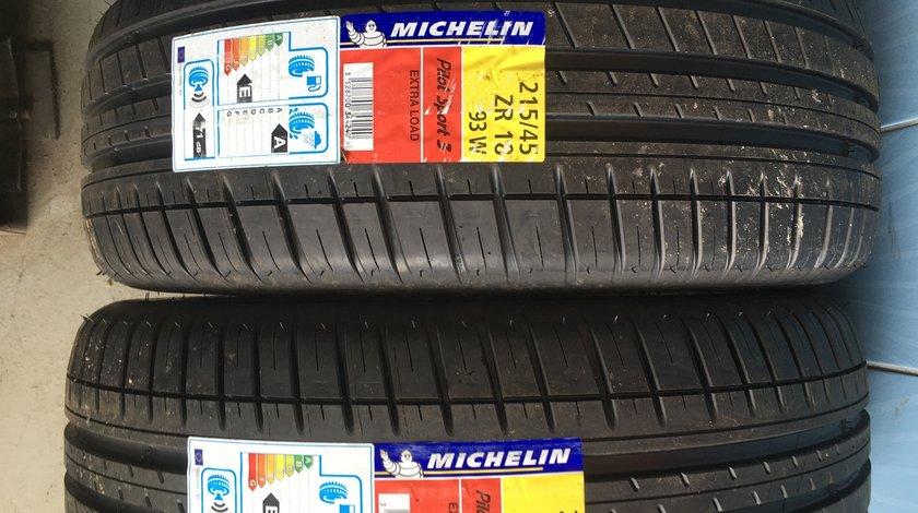 Vând 2 anvelope 215/45/18 Michelin de vara noi