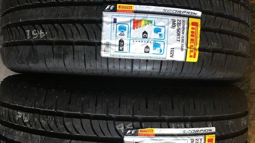 Vând 2 anvelope 235/60/17 Pirelli noi