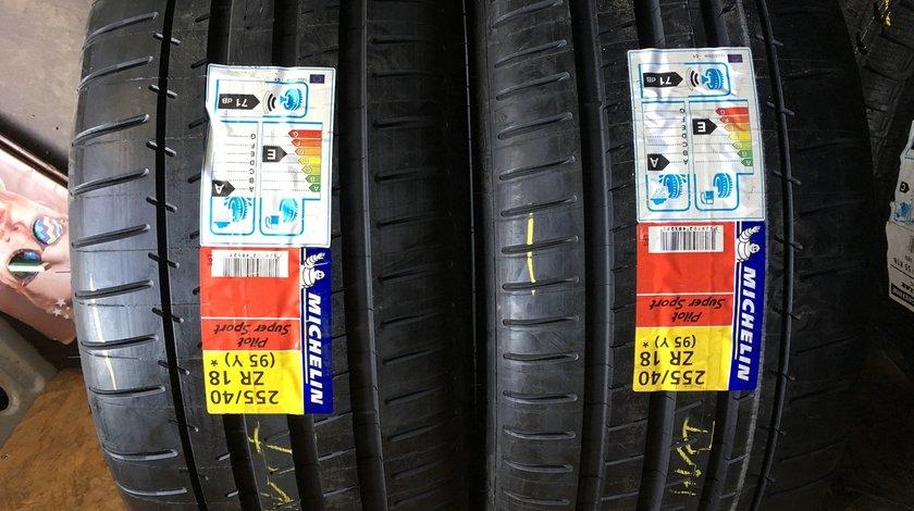 Vând 2 anvelope 255/40/18 Michelin de vară noi