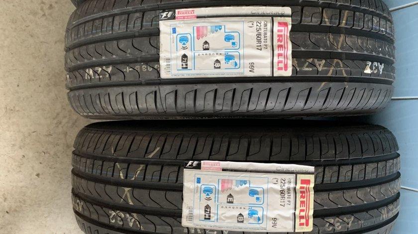 Vând 4 anvelope 225/60/17 Pirelli de vară noi