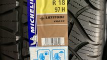 Vând 4 anvelope 235/50/18 Michelin M+S noi