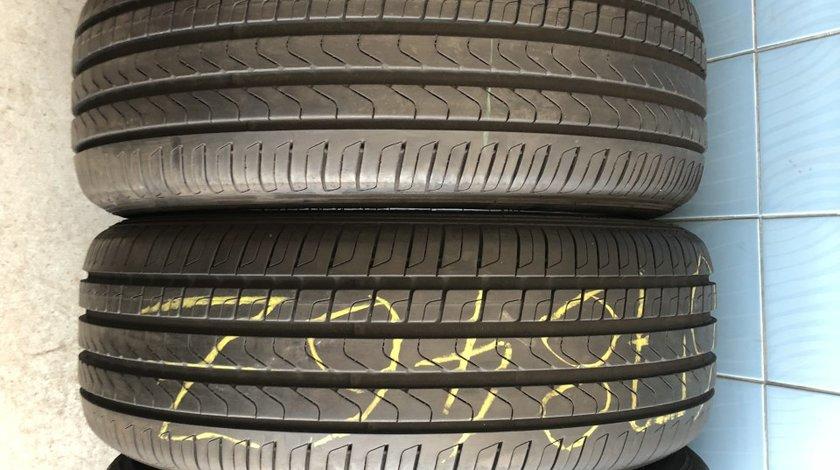 Vând 4 anvelope 235/55/19 Pirelli de vară ca noi