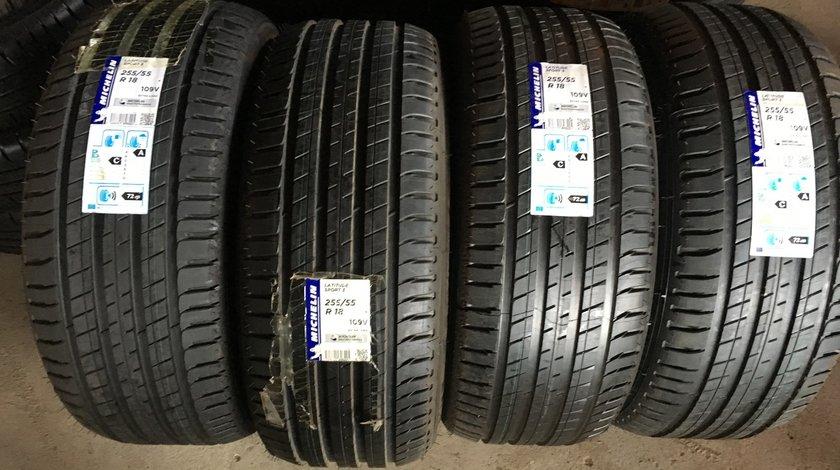 Vând 4 anvelope 255/55/18 Michelin de vara noi