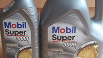 Vând 5 litri ulei auto Mobil 5w40