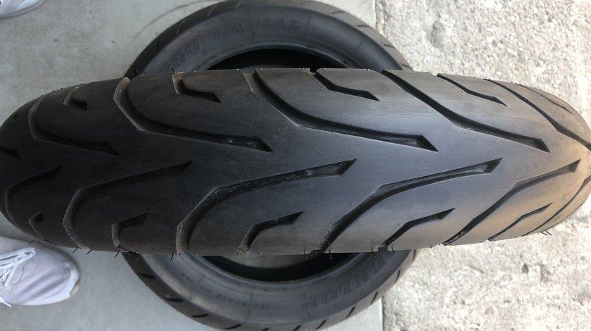 Vând anvelopă 130/90/16 Dunlop ca nouă