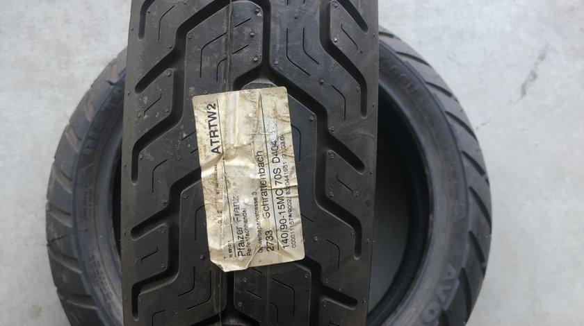 Vând anvelopă 140/90/15 Dunlop nouă