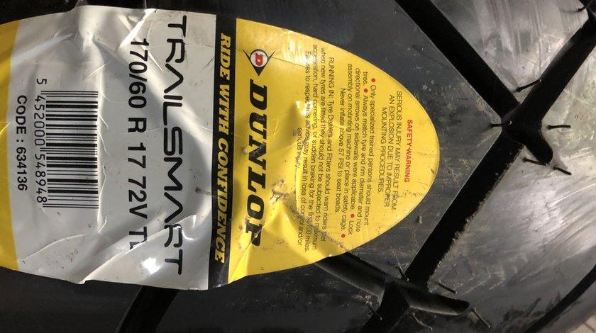 Vând anvelopă 170/60/17 Dunlop nouă