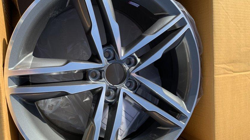 """Vând jante aliaj MAM pe 18"""" noi pentru Audi WV"""