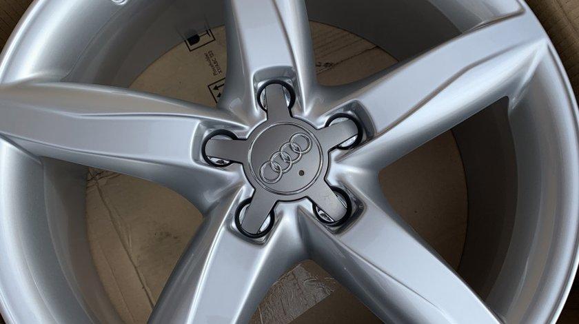 "Vând jante aliaj originale Audi A4,A5,Q5,Q3 noi pe 18"""