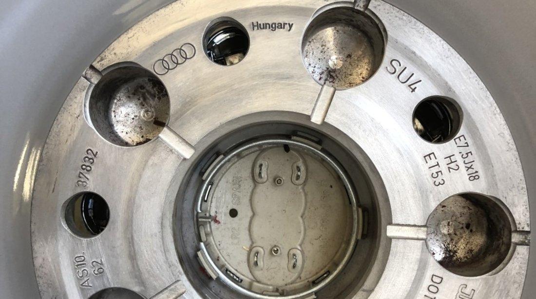 """Vând jante aliaj originale Audi Q7 pe 18"""" noi"""