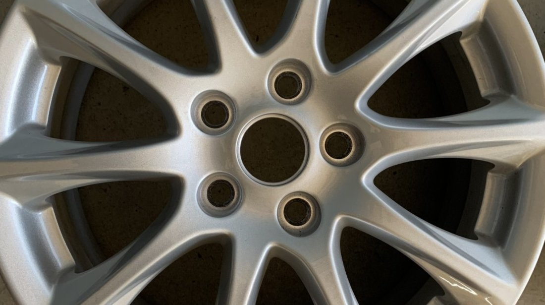 "Vând jante aliaj originale Ford Mondeo-Focus pe 16"" noi"