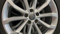 """Vând jante originale Audi A4 pe 18"""" noi cu anve..."""