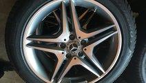 "Vând jante originale Mercedes AMG pe 18"" cu anv..."
