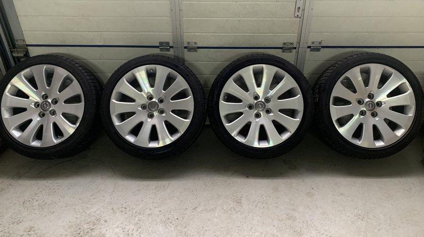 """Vând jante originale Opel Insignia pe 19"""" cu anvelope vară"""
