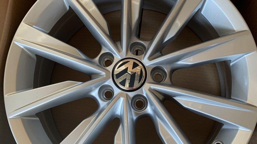 """Vând jante originale Volkswagen Tiguan pe 17"""" noi"""