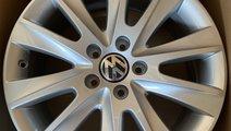 "Vând jante originale Volkswagen Tiguan pe 17"" n..."