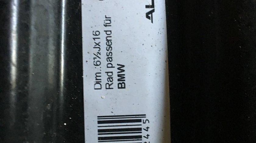 """Vând jante tablă Bmw 5x120 ET 33 pe 16"""""""
