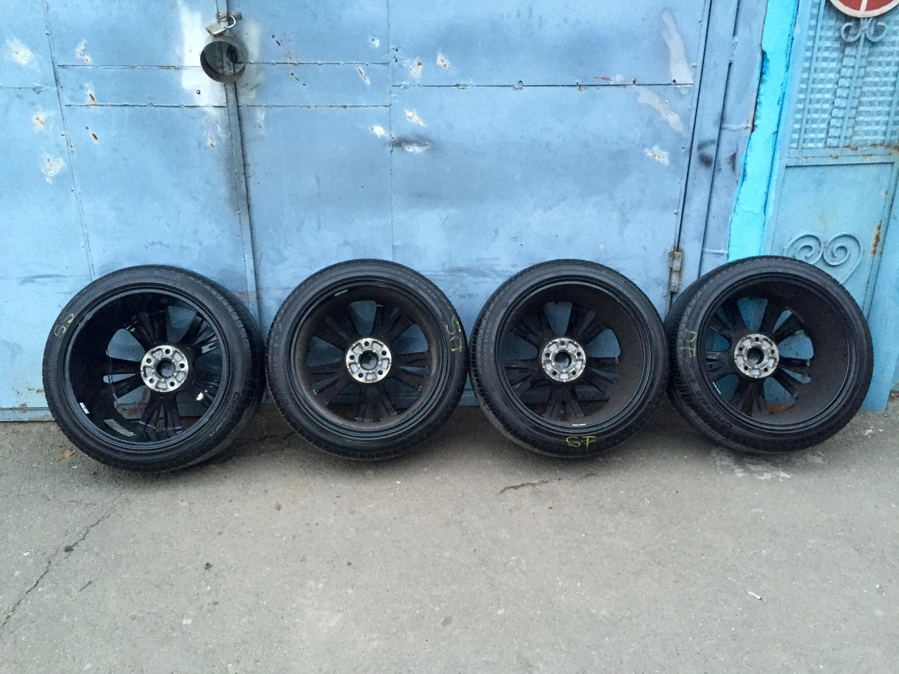 Vând Jante VW Chicago OEM Pe 18