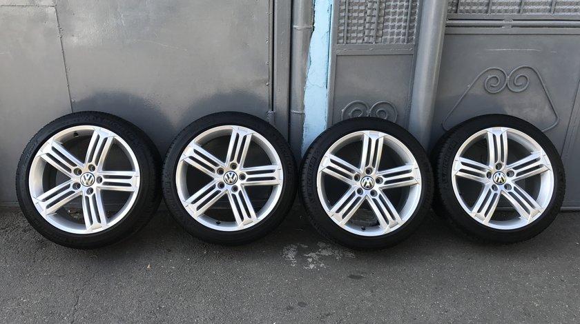 V nd Jante VW R Line pe 18 OEM Originale Talladega 5 112