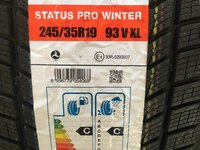 Vând set anvelope 245/35/19-275/30/19 gripmax de iarnă noi