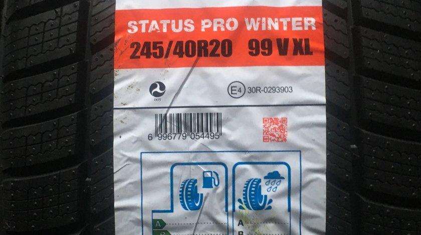 Vând set anvelope 245/40/20-275/35/20 gripmax de iarnă noi