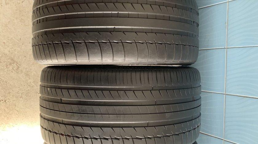 Vând set anvelope 255/40/20-295/35/20 Michelin de vară la 5,5 mm