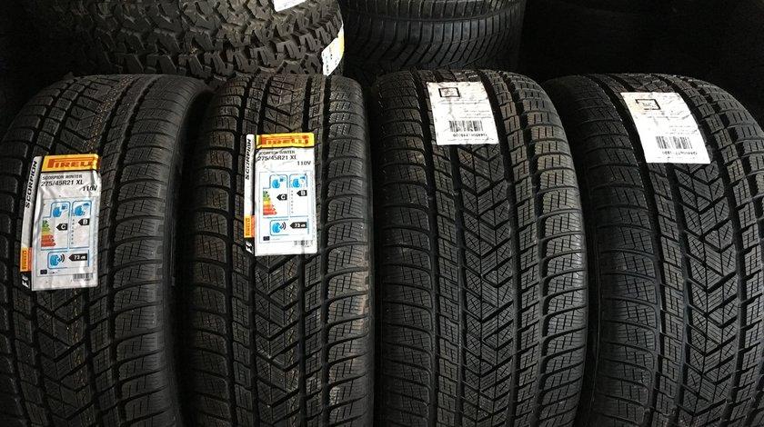 Vând set anvelope 275/45/21-315/40/21 Pirelli de iarnă noi