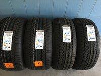 Vând set anvelope ptr Mercedes GLE 275/45/21-315/40/21 continental de iarna noi