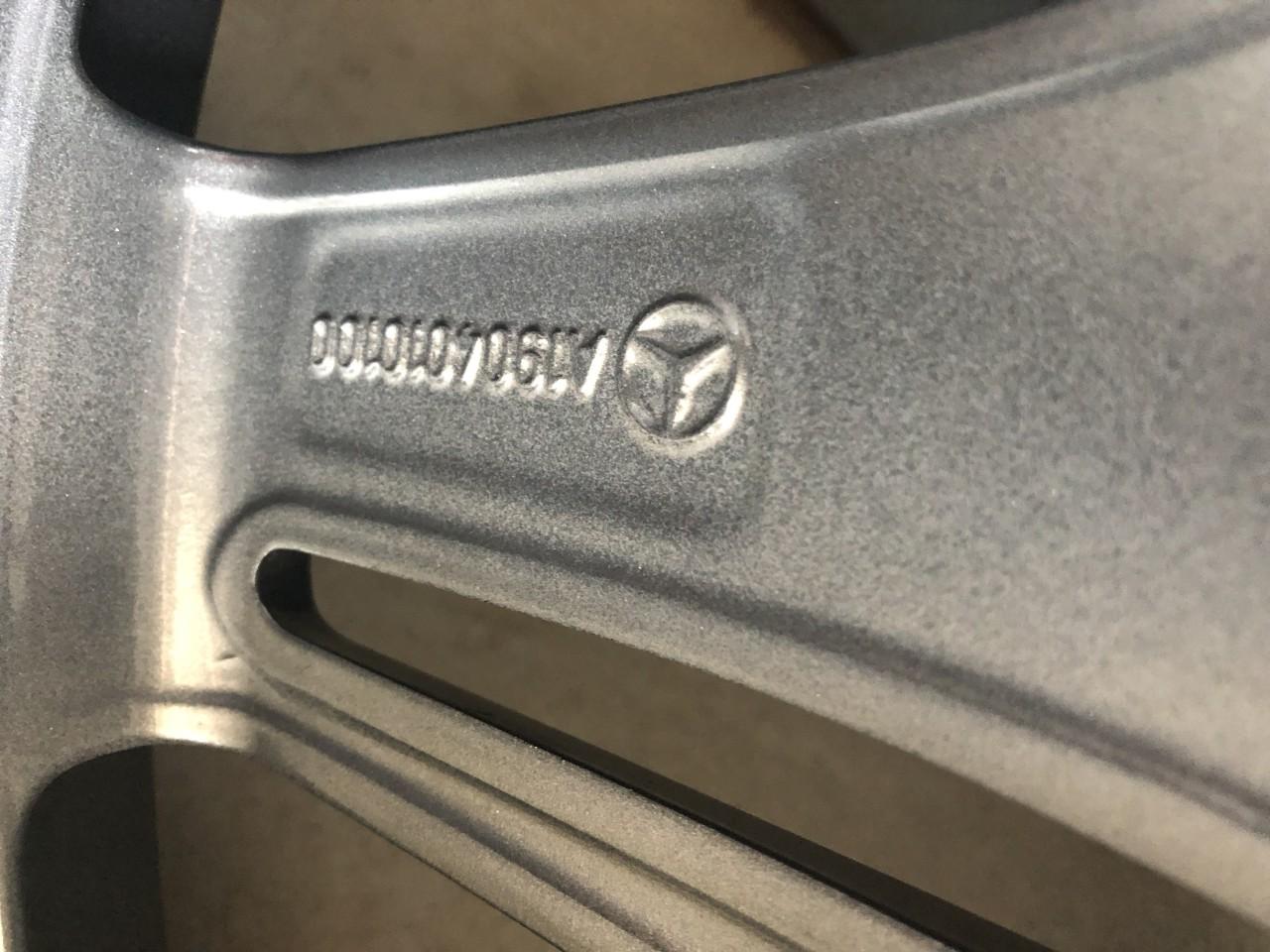 Vând set jante originale AMG Mercedes SLS,CLS,S-class