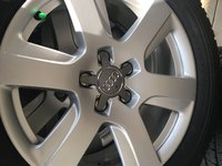 "Vând set jante originale Audi Q5,A6,A4 pe 17"""
