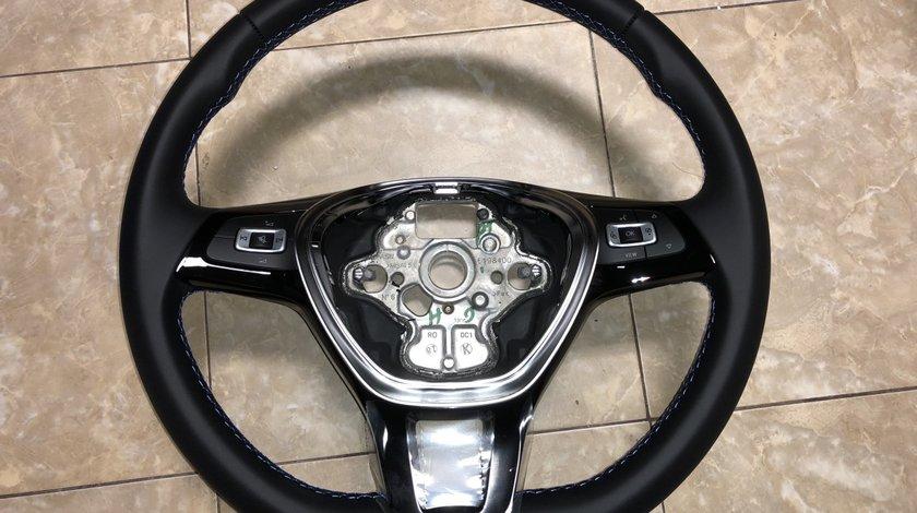 Vând volan piele/comenzi VW Amarok
