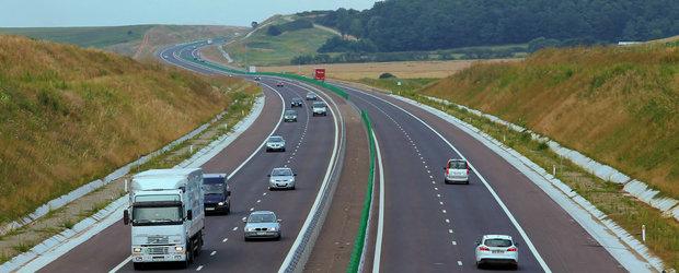 Va aparea un nou marcaj rutier pe autostrazile din Romania. Cum arata si ce semnifica