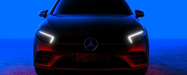 Va fi cea mai ieftina masina de la Mercedes. Lansarea oficiala are loc peste doar cateva zile