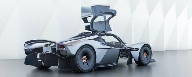Va fi cea mai SF masina de pe strada. ASA arata noua jucarie de trei milioane a bogatilor. FOTO
