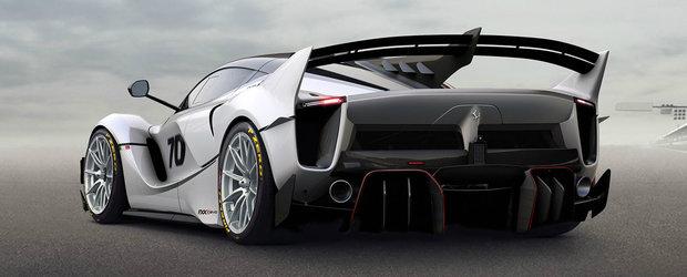 Va fi zeul circuitelor. Ferrari lanseaza noul FXX K Evo cu 1.050 de cai putere si peste 900 Nm cuplu