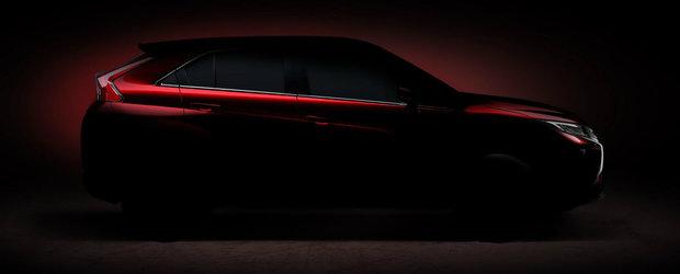 Va invia Mitsubishi-ul Eclipse sub forma unui SUV compact?