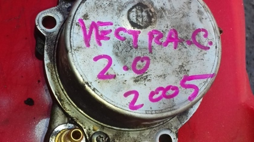 Vacuum opel vectra c 1.9 2007,piese originale din dezmembrari.