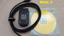 VagCom Hex V2, VCDS 21.3, HW 1:1 dupa original ARM...