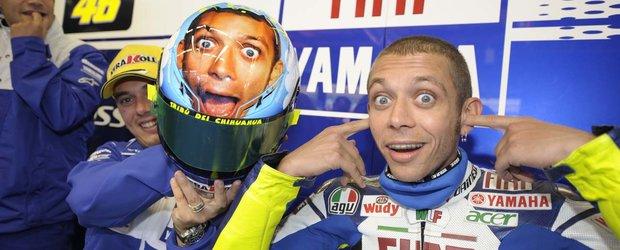 Valentino Rossi lasa Yamaha pentru Ducati
