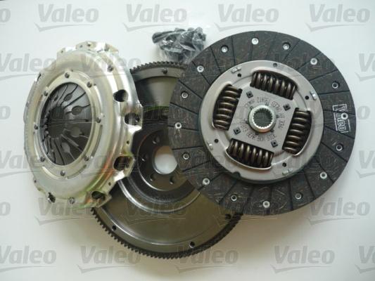 Valeo kit conversie 4p pt audi, vw, skoda, seat motorizari 1.9tdi/2.0tdi