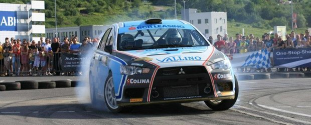 Vali Porcisteanu, optimist dupa Transilvania Rally