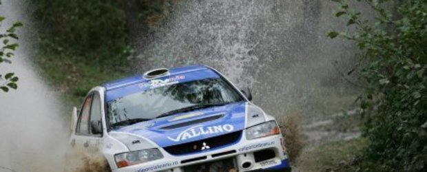 Vallino la Sibiu Rally Show!